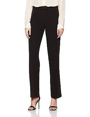 08715562667c 8, Black, New Look Women s Chelsea Trousers   Women Clothing ...