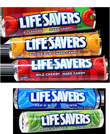 Lifesavers Life Savers Lifesaver Candy Sweet Treats