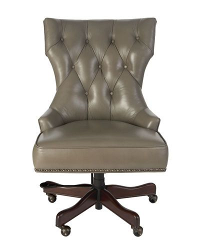 Shop Conroy Leather Office Chair From Hooker Furniture At Horchow, Where  Youu0027ll Find New Lower Shipping On Hundreds Of Home Furnishings And Gifts.