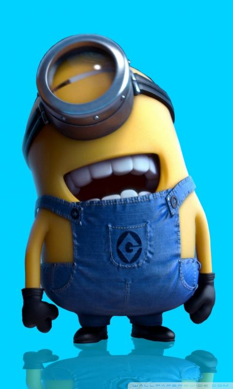 Funny Minions Mobile Wallpapers Android Hd Minions Wallpaper Funny Wallpapers Minions