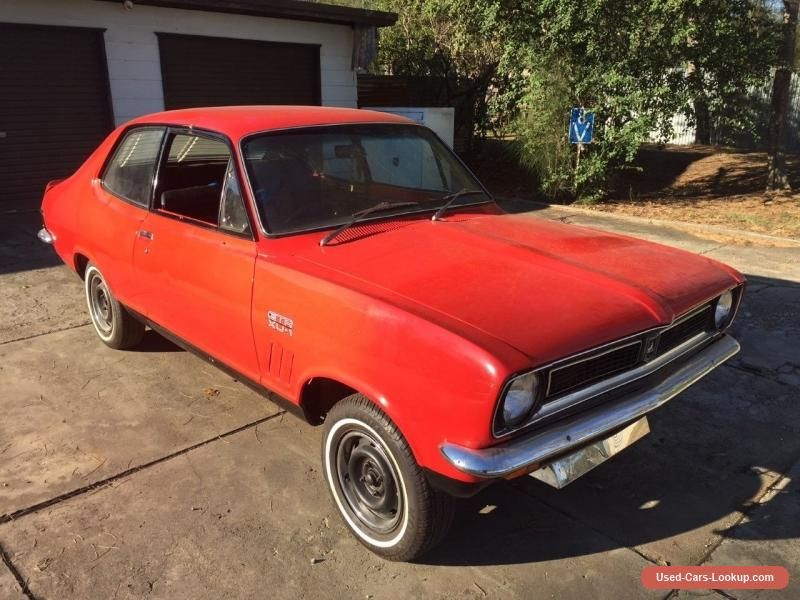 Car for Sale LJ TORANA Rolling Shell UNFINISHED PROJECT