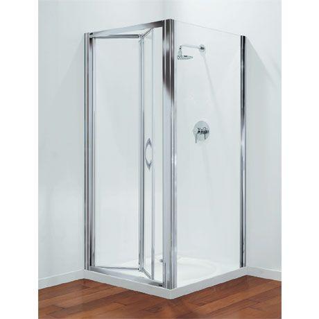 Coram Premier Bi Fold Shower Door Now At Victorian Plumbing Co Uk Bifold Shower Door Shower Doors Power Shower