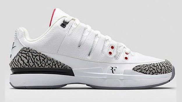 Roger Federer Will Hit the US Open Court in These Air Jordan 3 x ...