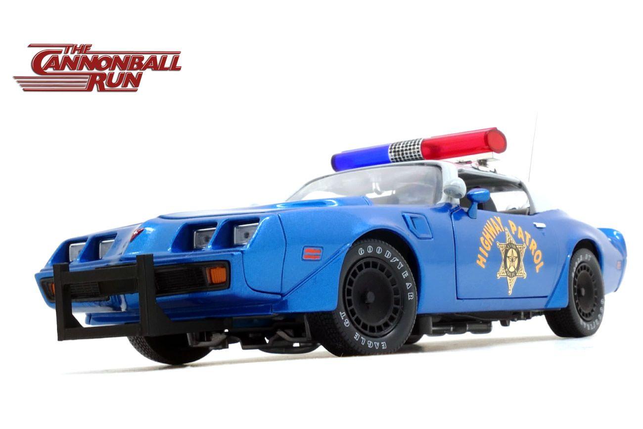 Custom 031 Cannonball Run Trans Am Nhp Cars Movie Tv