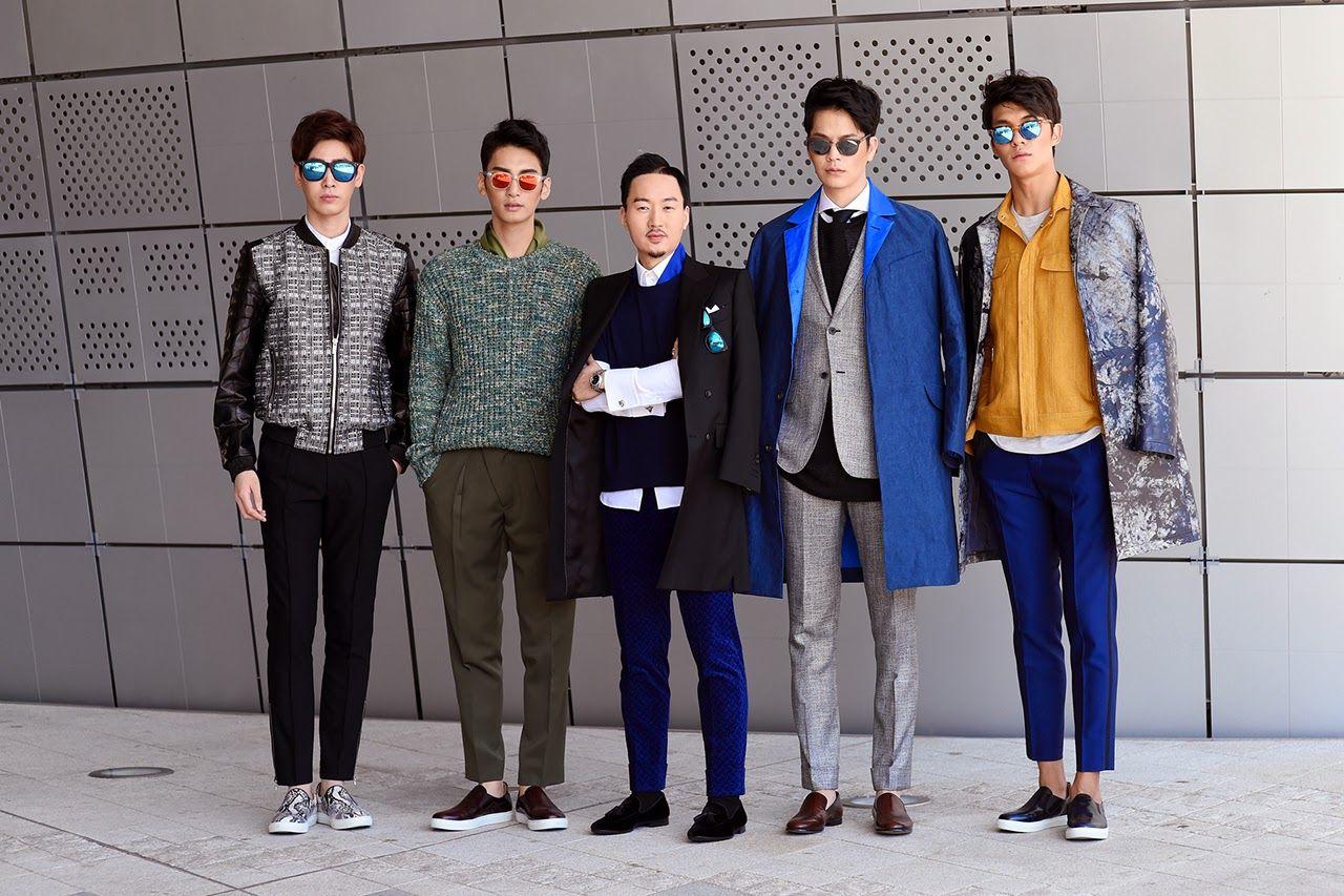 Men Style Mondays: Seoul Fashion Week | AFS