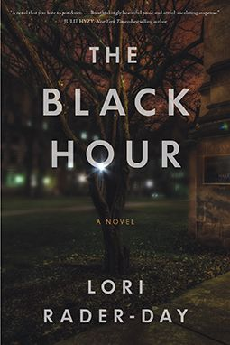 The Black Hour by Lori Rader-Day -- nominated for the 2015 Edgar Awards Mary Higgins Clark Award