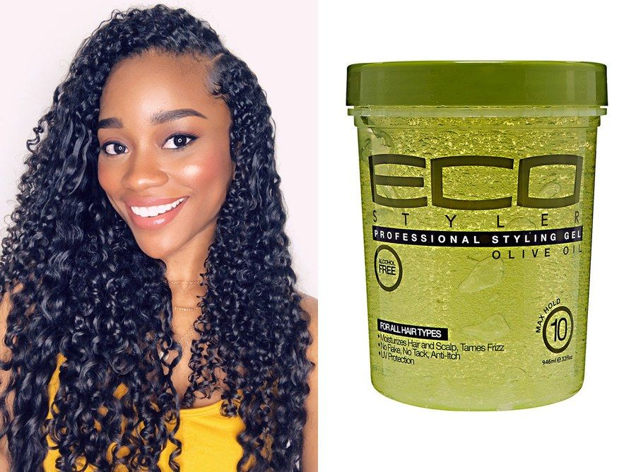 9 Natural Hair Bloggers Share Their Holy Grail Products For Curls And Coils Self Natural Hair Bloggers Natural Hair Washing Eco Styler Gel