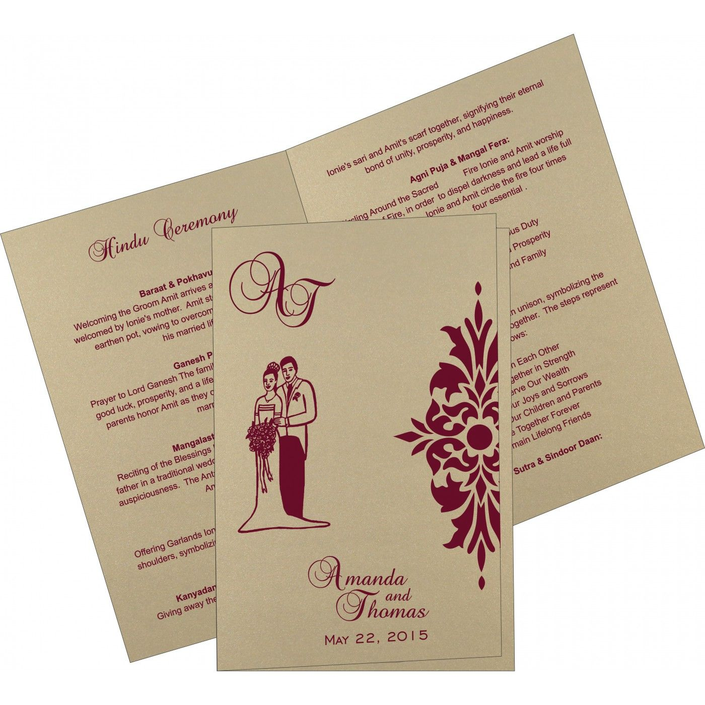 Give your wedding a special feel with
