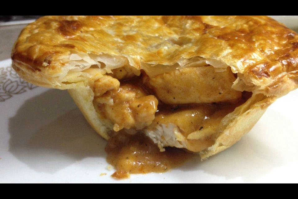 KFC Zinger Pie home made cheekyricho YouTube video recipe