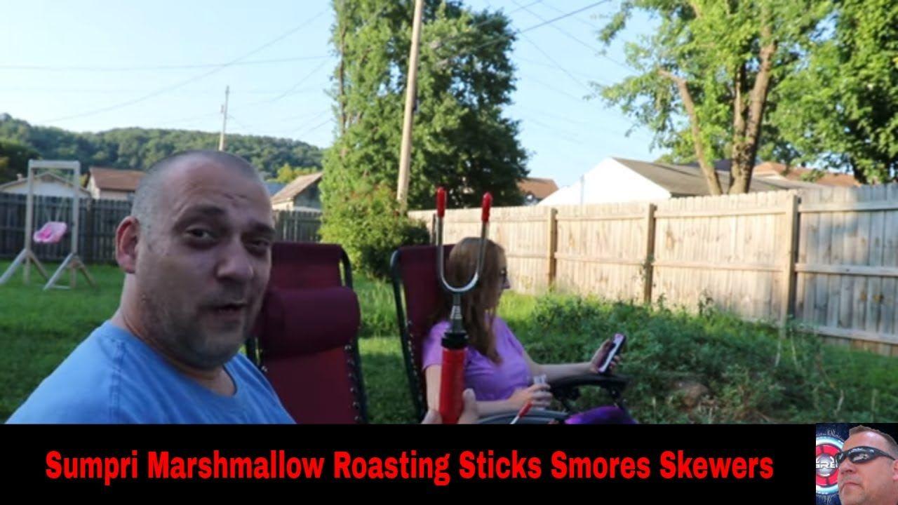 Sumpri Marshmallow Roasting Sticks Smores Scewers