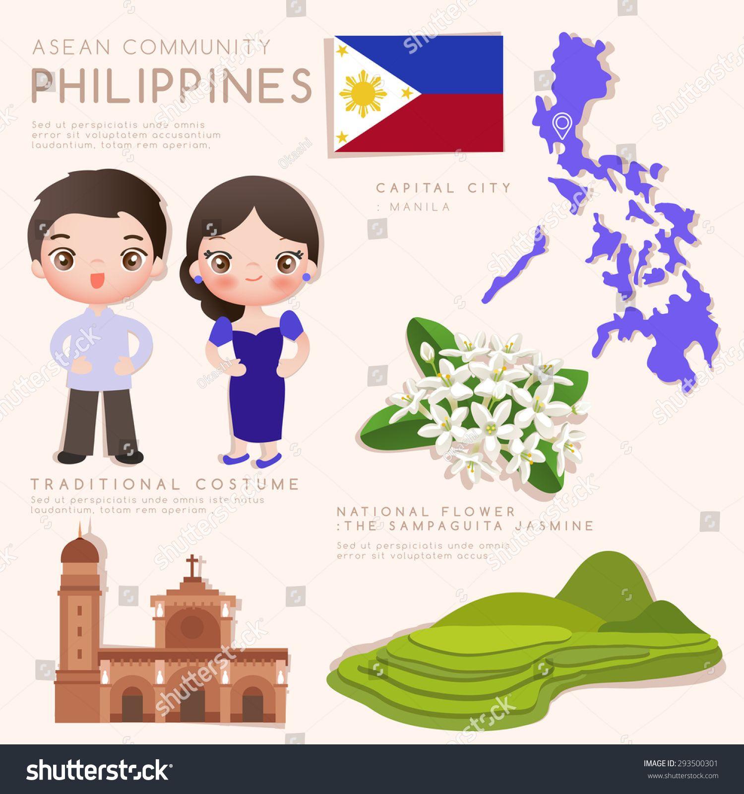 Philippines Asean Economic Community Aec Infographic
