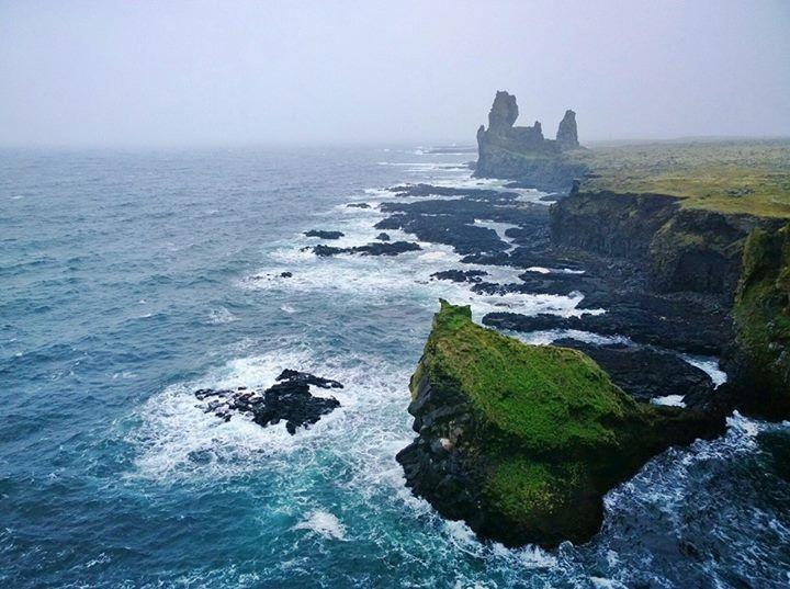Devil's Chair, Iceland. Ken Kaminesky