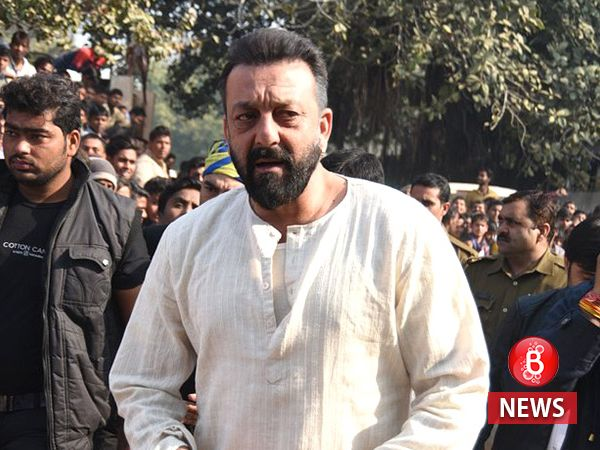Oh no! Sanjay Dutt injures his ribs while shooting for his next