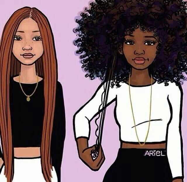 One of the many things I love about OUR hair! Cheveux