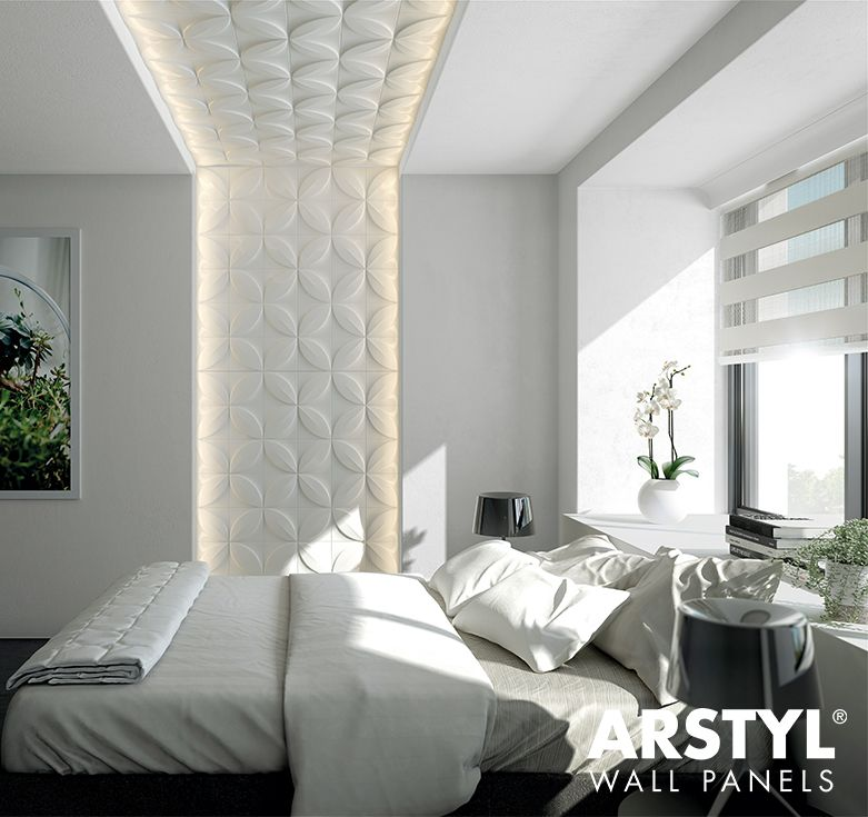 Arstyl Wall Panels Flower Bedroom Wall Panels Bedroom Textured Wall Panels Wall Panels