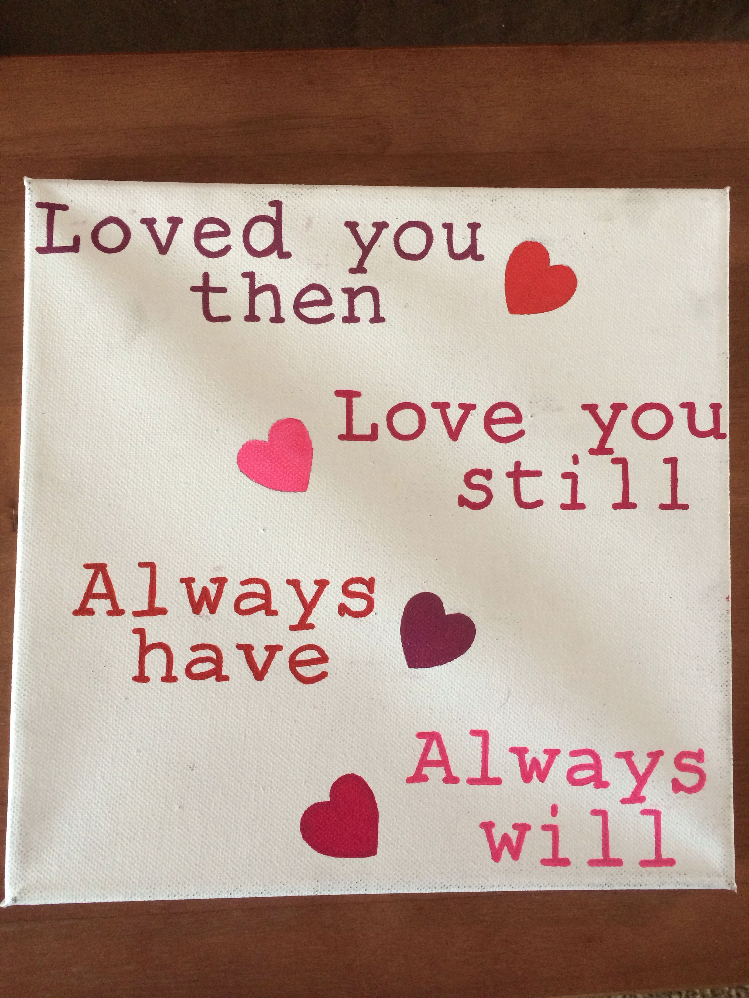 Canvas Love Quotes Love Quote Canvas 10X10  My Creations  Pinterest  Quote Canvas