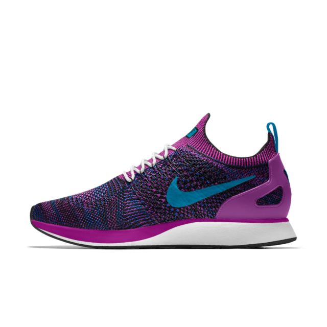 best authentic 224ff e8d1f Chaussure Nike Air Zoom Mariah Flyknit Racer iD pour Femme
