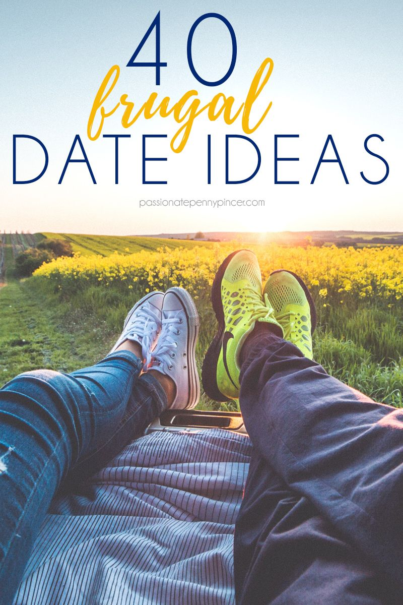 dating ideas for over 40