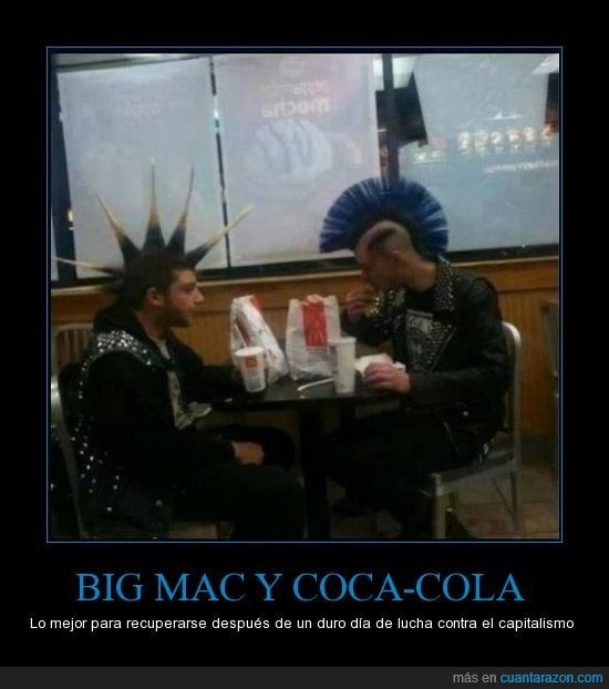 Big-mac punk