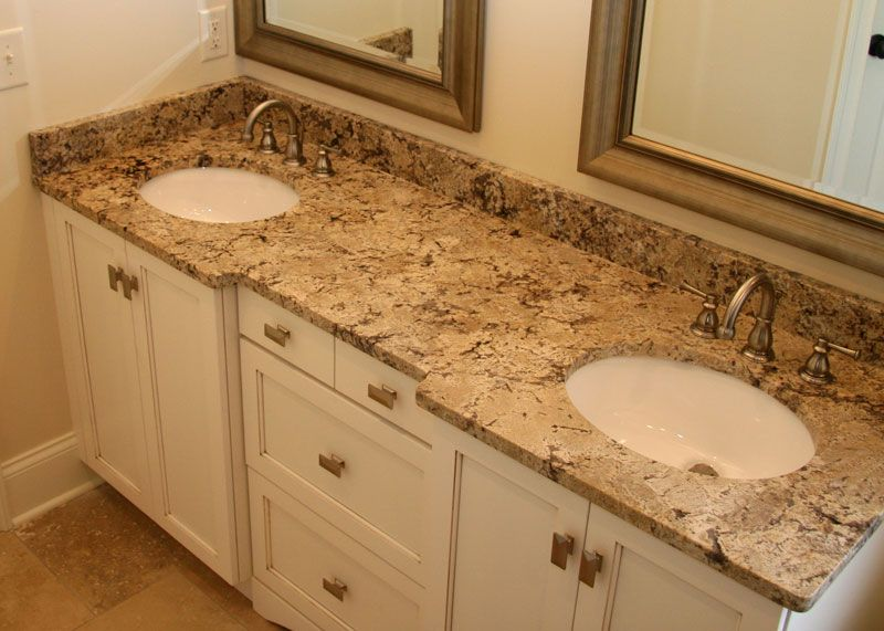 bathroom sinks with granite countertops | ideas | pinterest