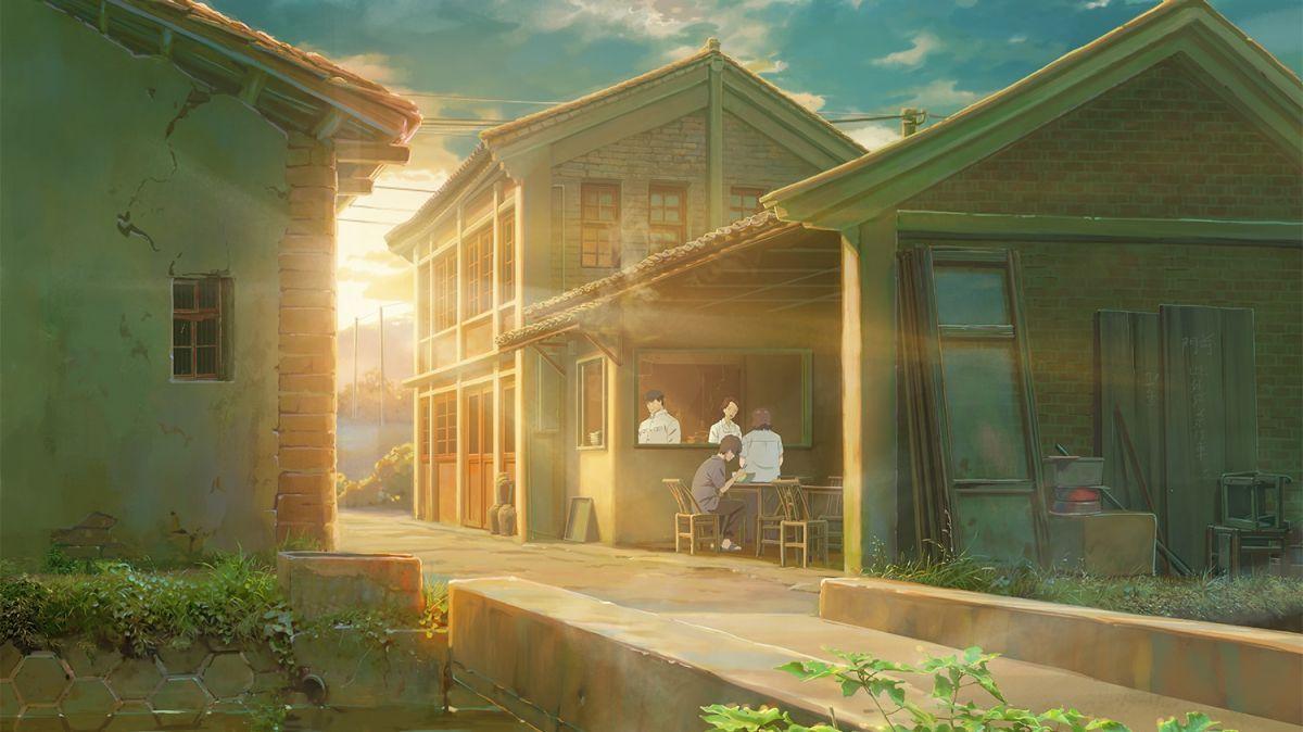 Hidamari no Choshoku | Shikioriori Anime Anthology | xmen ...