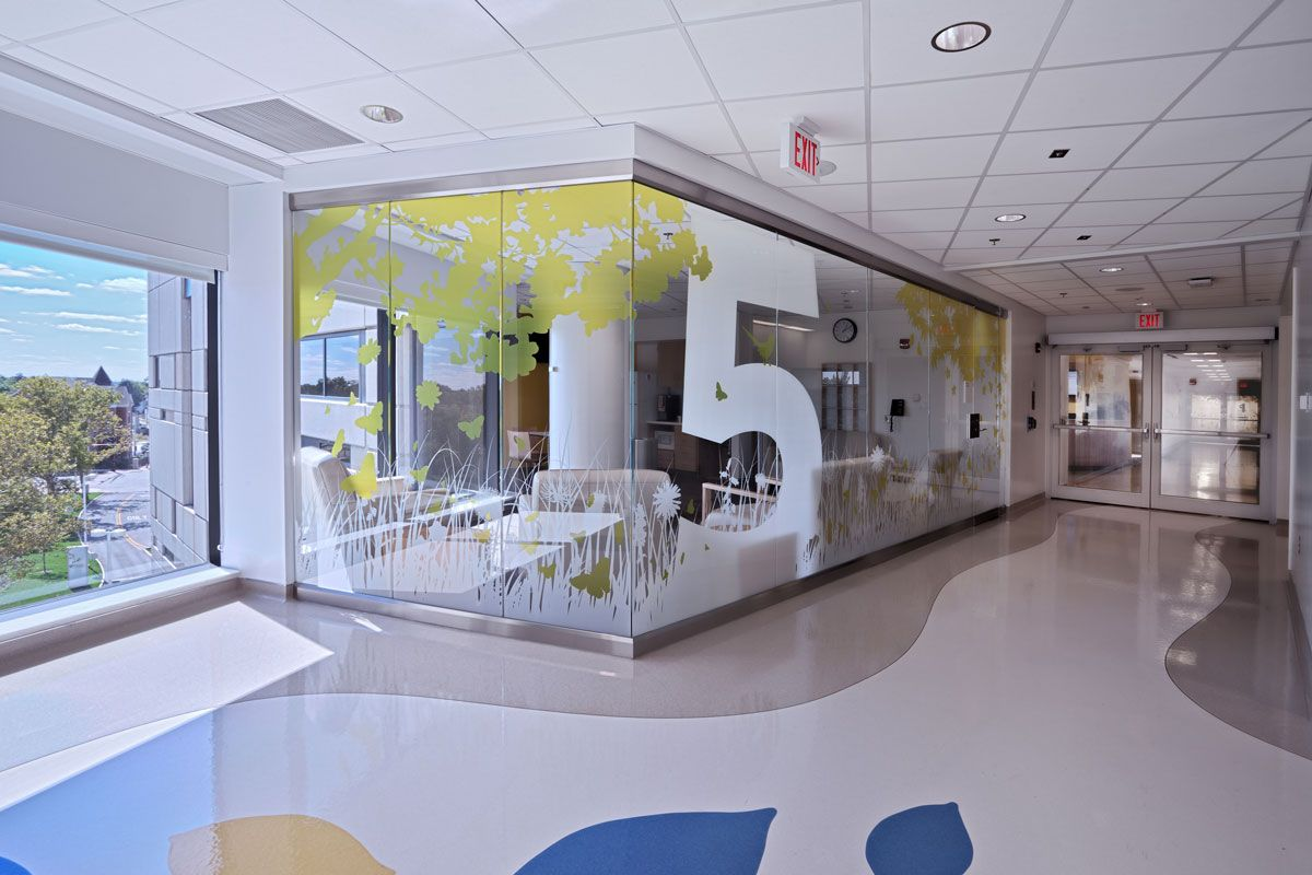 Nationwide Children S Hospital Waiting Room Interior