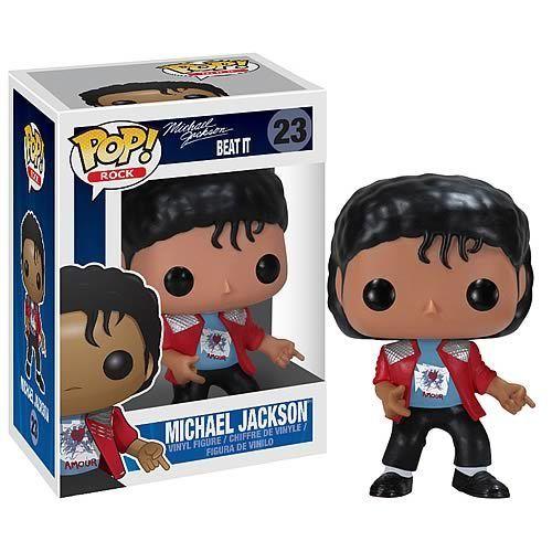 Funko pop michael jackson figura vinilo figure music musica coleccion