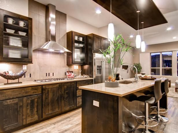 Top 6 Kitchen Layouts  Beautiful Kitchen Designs Island Kitchen Delectable Kitchen Design With Island Layout Decorating Design