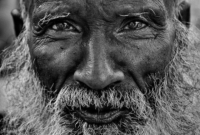 Old Man's Eyes - Living in the Streets by earlb.com, via Flickr