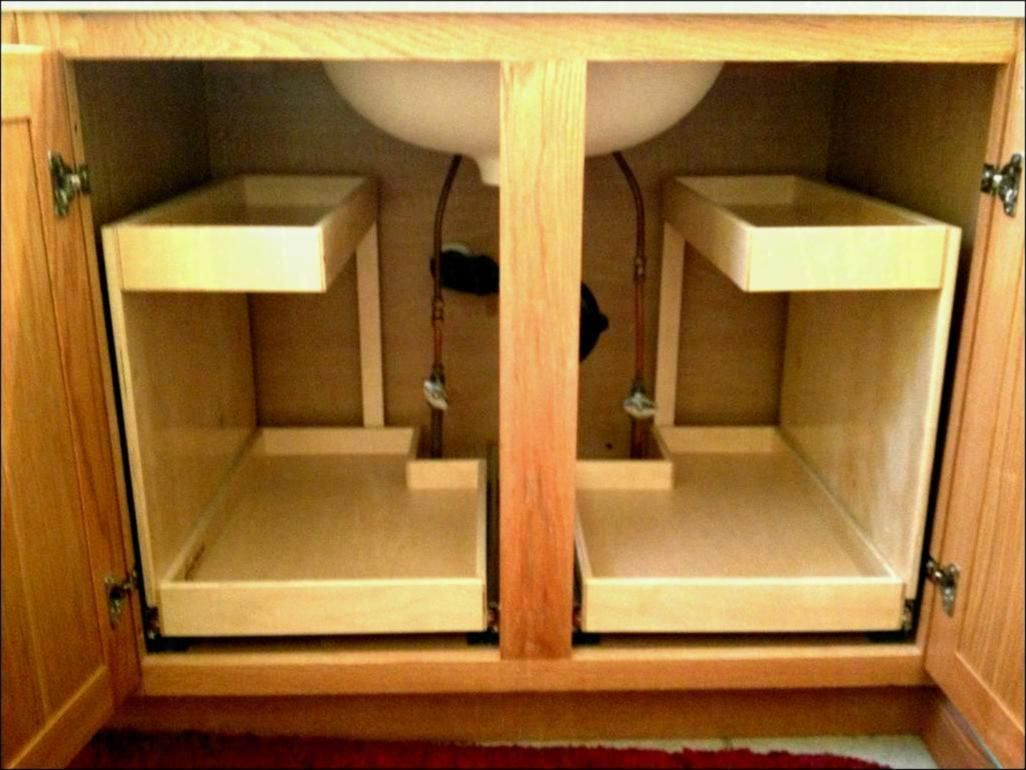 Full Size Of Kitchen Pantry Under Sink Pull Out Storage