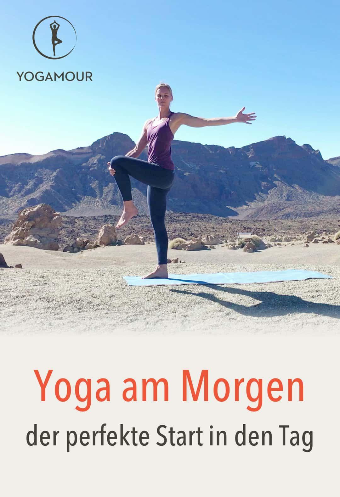 Good Morning 2 – Yoga am Morgen