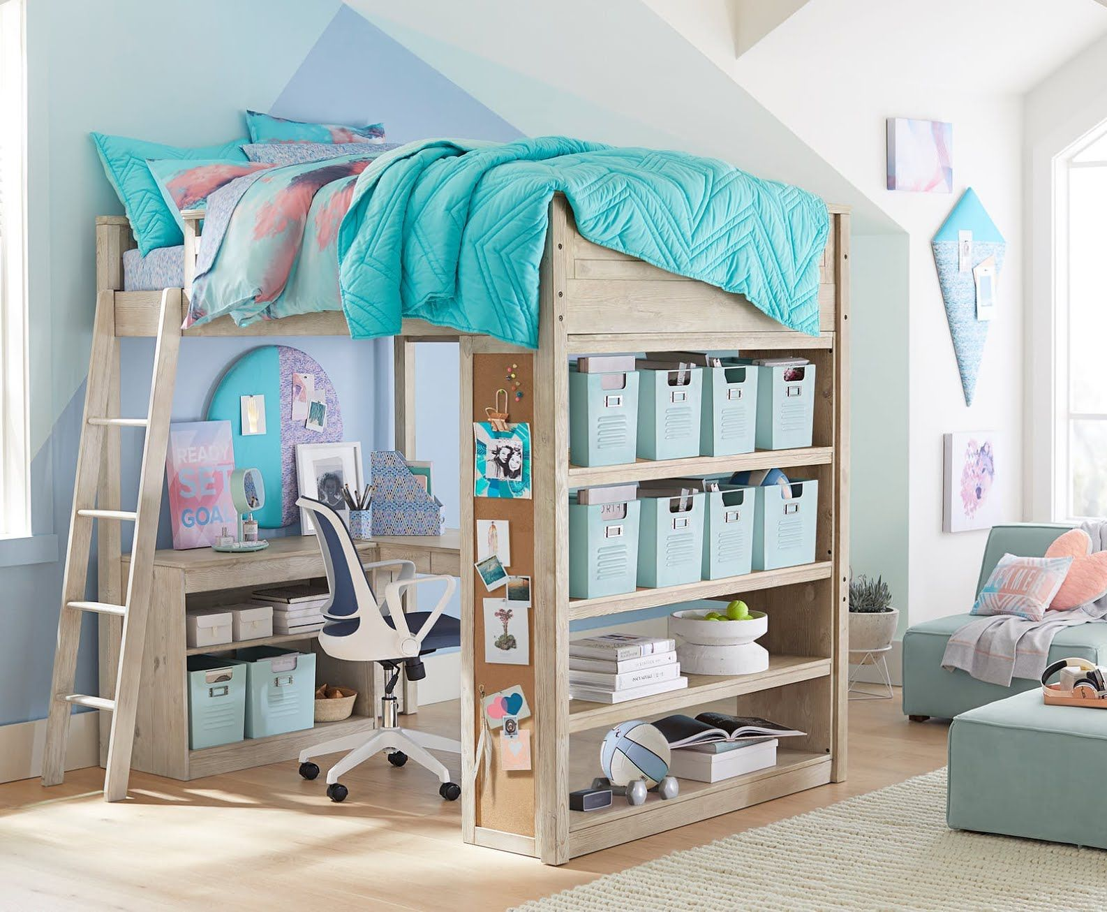 PBteen's New Dorm Collection Was Made for Unicorn