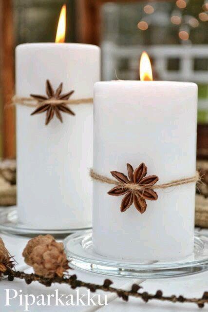 bellas maneras para decorar velas decorar velasvelas