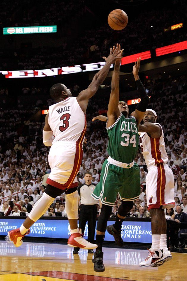 Boston Celtics v Miami Heat Game Seven
