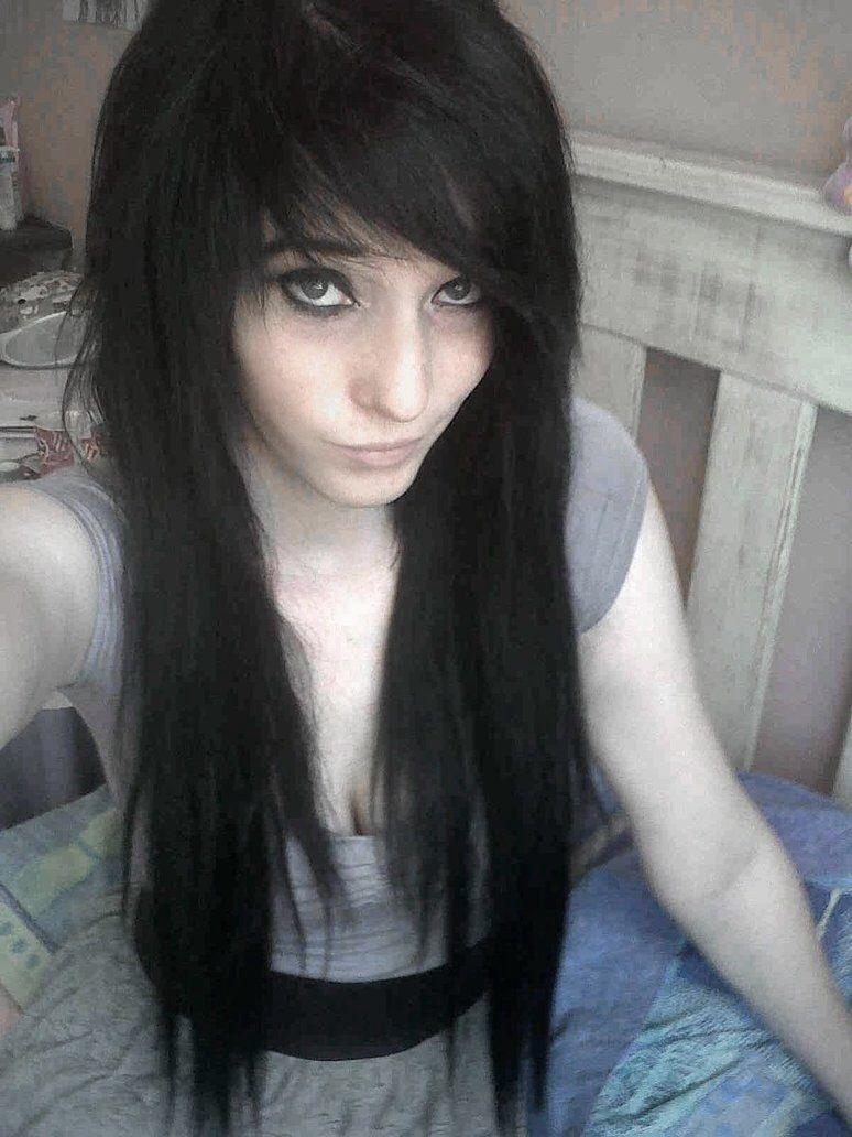 Length hair pinterest