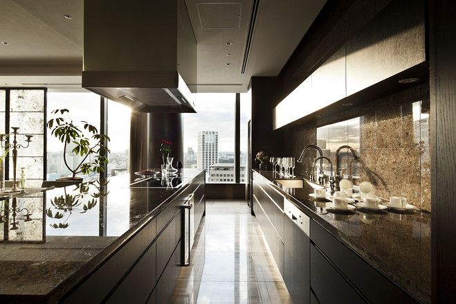 Asia House Of The Day Tokyo 39 Hidden Refuge 39 Penthouse