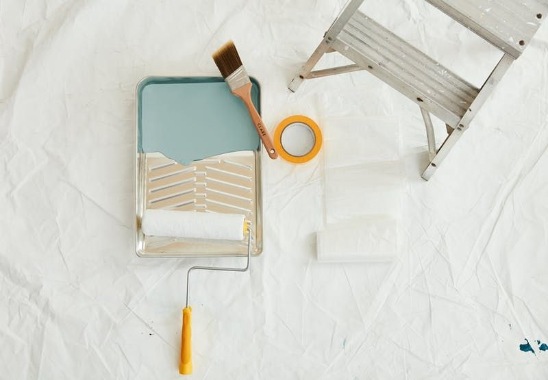 Is paint the new mattress an interior designer wants to