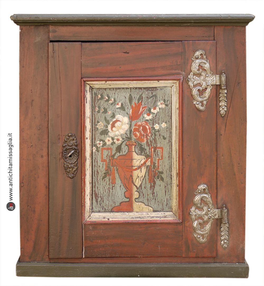Armadi Tirolesi Dipinti pin on hand painted furniture : myo
