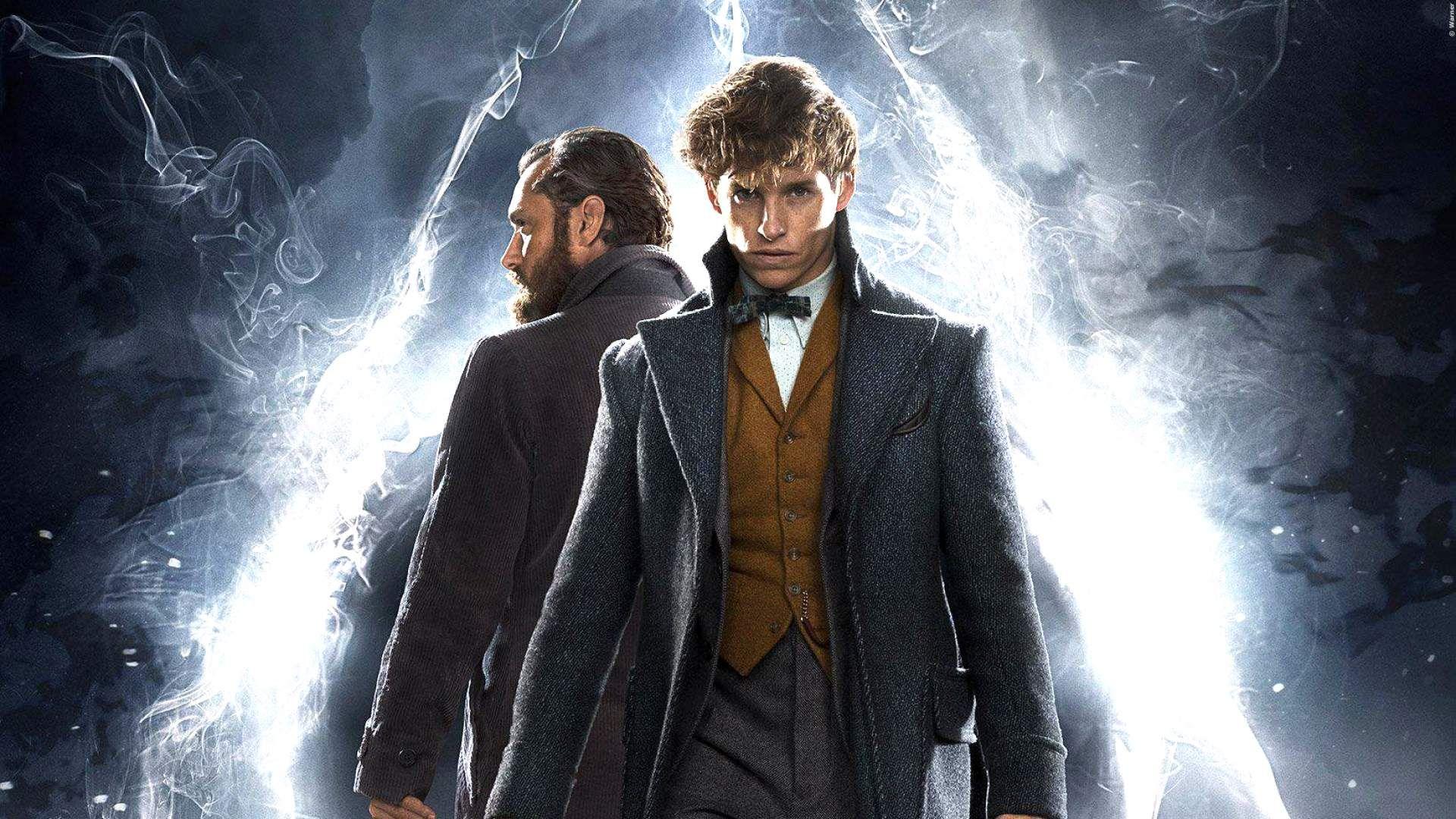 Harry Potter Regisseur Outet Dumbledore Phantastische Tierwesen Ganze Filme Kino Film