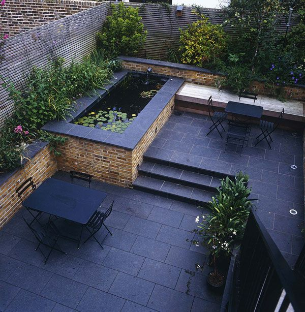 55 Small Urban Garden Design Ideas And Pictures: Interview: When Design Meets Architecture With Carolyn