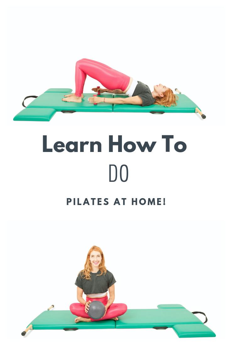 Start Doing Pilates Mat at Home #pilatescourses