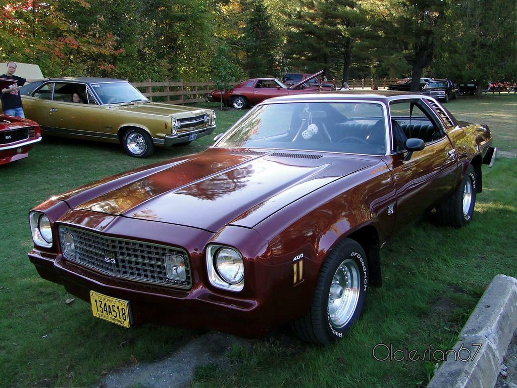 1975 Laguna S3 Chevrolet Chevelle Laguna S3 Coupe 1975