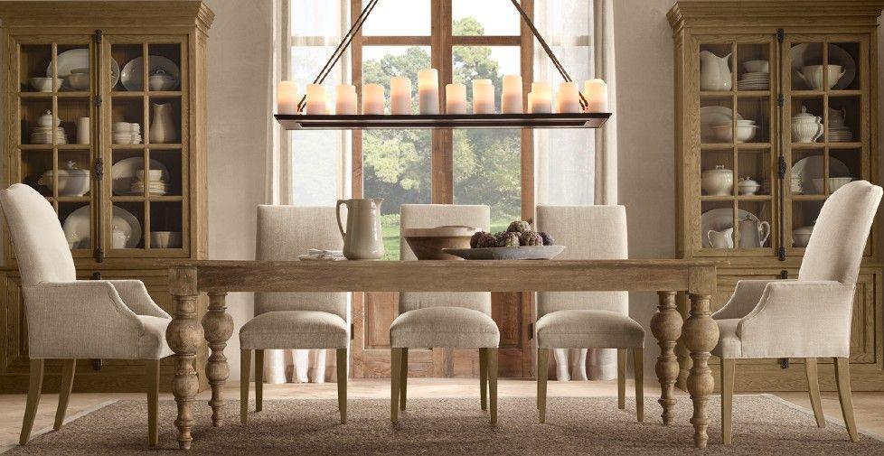 Diy Harvest Table  Restoration Hardware Restoration And Hardware Captivating Restoration Hardware Dining Room Sets 2018