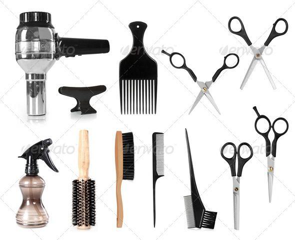 Hair Styling Tools Hair Salon Tools Hair Tools Hairdresser