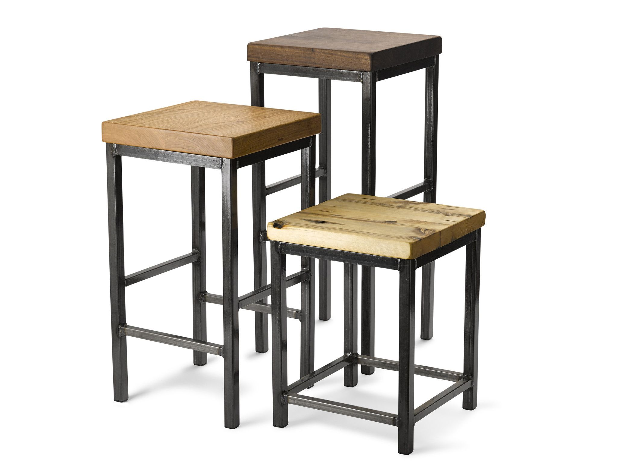 Handmade Wooden Chairs Custom Wood Stools Vermont Farm Table Vermont Farm Table Metal Stool Metal Bar Stools