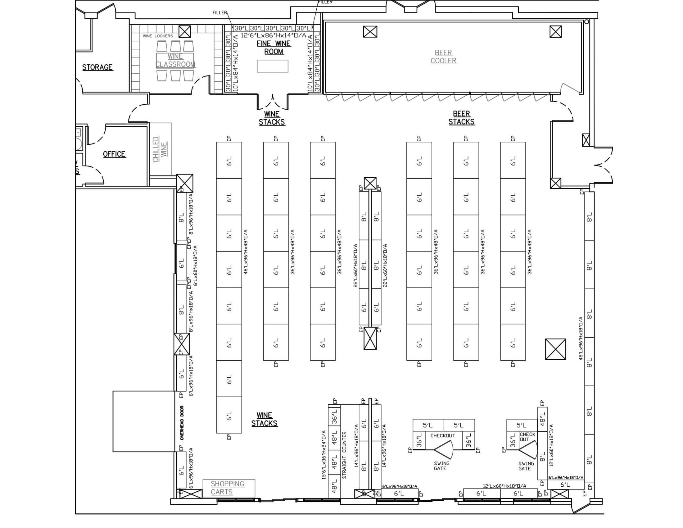 Liquor Store Fixtures & Displays Liquor Store Design