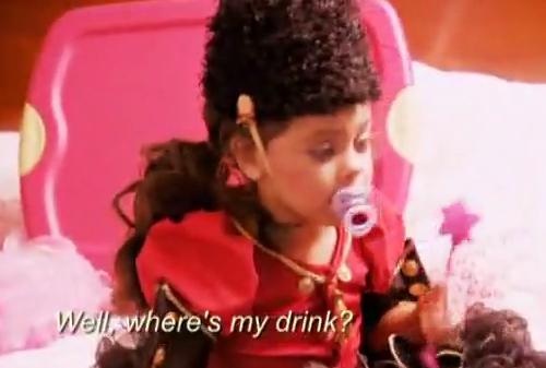 DrinksMakenzie Toddlers And Tiaras Meme