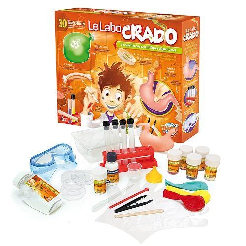 Ok Labo Crado Buki Toys R Us 30 Liste Noel Samuel 2013