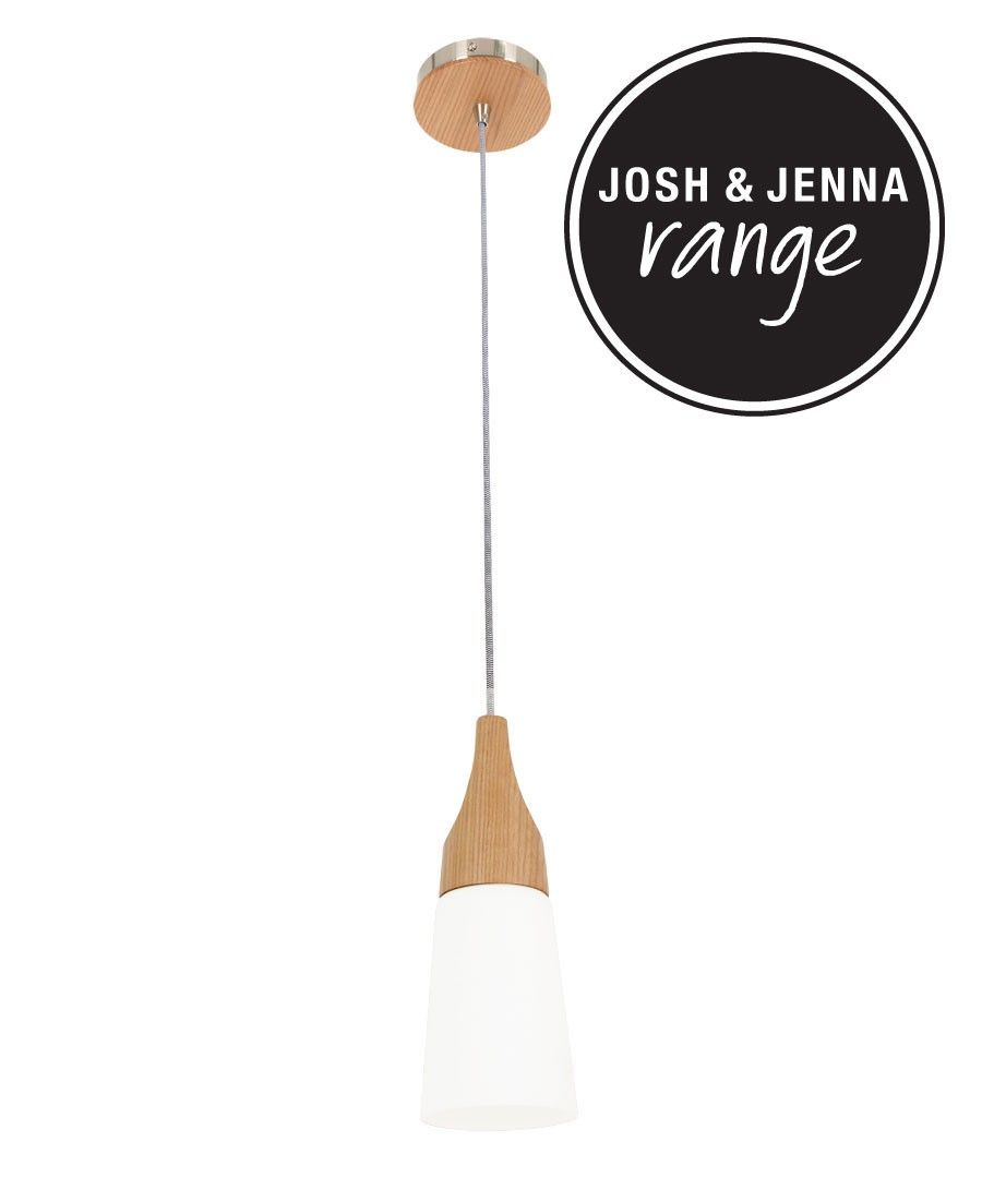 Odense small cone pendant in ashfrosted glass pendant lights beacon lighting odense 1 light small cone pendant in ash and frosted glass aloadofball Choice Image