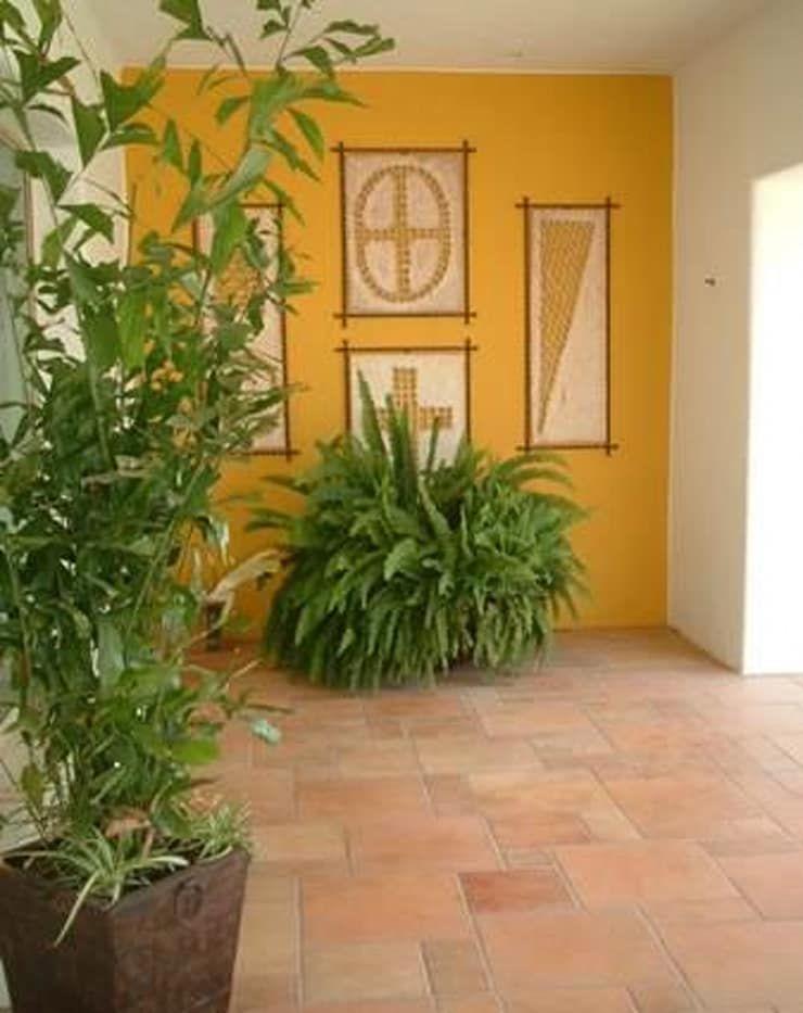 Jardines con maceteros y más de EcoEntorno Paisajismo Urbano